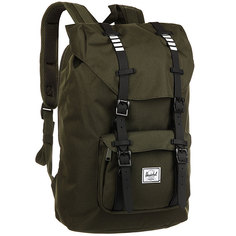 Рюкзак Herschel Little America Mid-volume Forest Night/Black