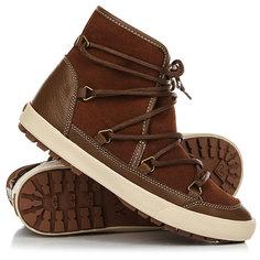 Ботинки высокие женские Roxy Darwin Boot Tan