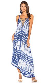 Макси платье alimia - Tiare Hawaii