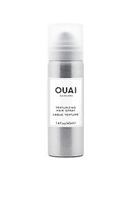Текстурированный лак для волос travel - OUAI