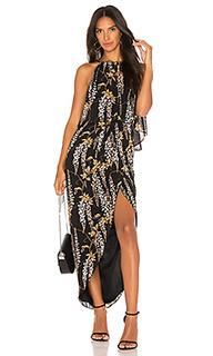 Платье с асимметричным подолом bonaire - Shona Joy