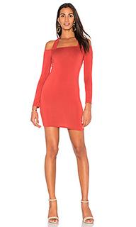 Платье с открытыми плечами kaylin - Clayton