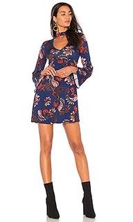 Платье с длинным рукавом audra - Clayton