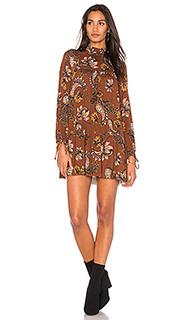 Платье с длинным рукавом micah - Clayton