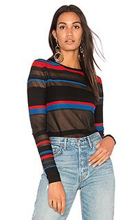 Пуловер с круглым вырезом - Diane von Furstenberg