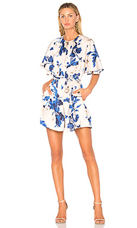 Watercolor sway romper - Lover