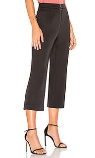 Укороченные расклешенные брюки permission - Finders Keepers