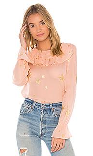 Блузка с длинным рукавом gilded star - For Love & Lemons