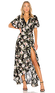 Платье с запахом marianne - Show Me Your Mumu