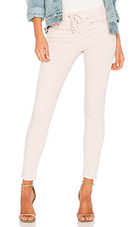Укороченные тонкие джинсы shore leave - MCGUIRE