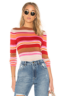 Футболка show off your stripes - Free People