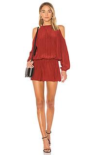 Платье с прорезями на плечах lauren - RAMY BROOK