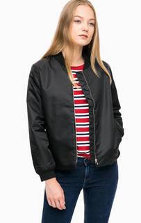Черная куртка с эластичными манжетами Levis®