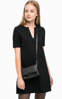 Короткое черное платье Drykorn