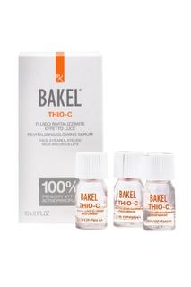 Оживляющая сыворотка для лица, придающая сияние коже THIO-C, 10х3 ml Bakel