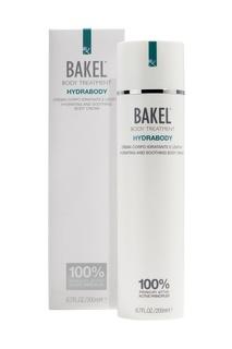 Крем для тела увлажняющий и успокаивающий HYDRABODY, 200 ml Bakel
