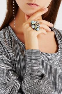 Кольцо с камнями Anton Heunis