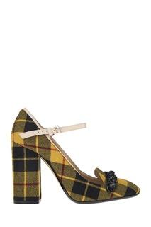 Текстильные туфли Tino 100 No.21