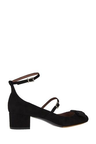 Замшевые туфли Rubia