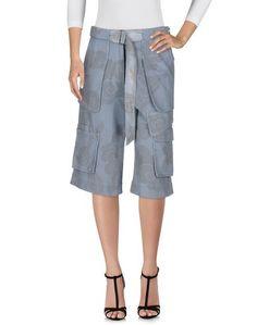 Джинсовые брюки-капри Dries Van Noten