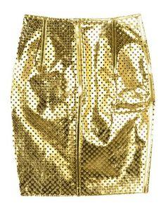 Юбка до колена Jean Paul Gaultier