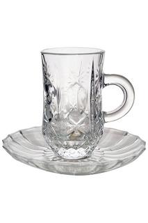 Чашка с блюдцем 6 шт. RCR