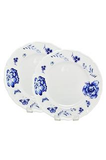 Набор тарелок 2 шт Федерация