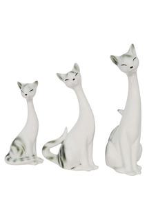 Набор фигурок Кошки 3 шт. Thuringen