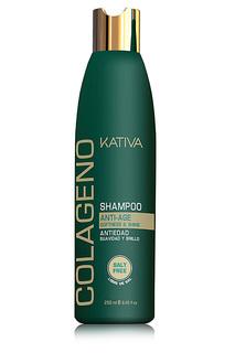 Коллагеновый шампунь Kativa