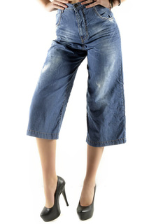 3-4-pants Sexy Woman