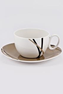 """Набор 6 чайных пар """"Мокко"""" Royal Porcelain Co"""