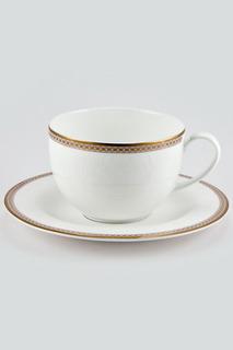 Набор чайных пар 220 мл, 6 шт. Royal Porcelain Co