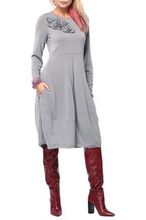 Повседневное платье с длинным рукавом Kata Binska