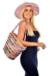 Комплект: шляпа и сумка Tonak