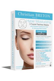 Маска для лица, 3 шт Christian Breton Paris