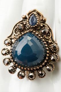 Винтажное кольцо ZAXA HADID