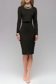 Комплект: платье, топ 1001dress