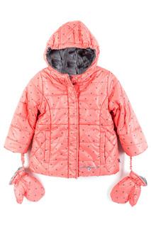 Куртка с варежками Coccodrillo