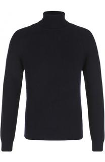Шерстяной однотонный свитер Moncler
