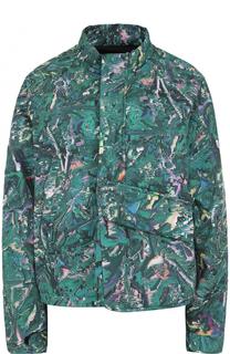 Куртка свободного кроя с принтом Y-3