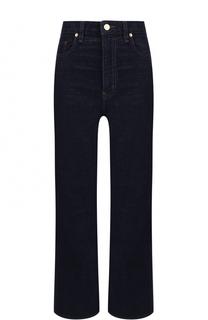 Укороченные расклешенные джинсы Stella Jean