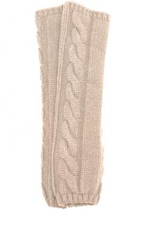 Вязаные митенки из кашемира Kashja` Cashmere