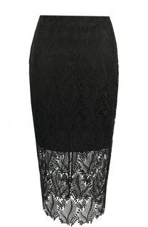 Кружевная юбка-карандаш Diane Von Furstenberg