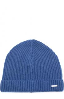 Кашемировая шапка бини Woolrich