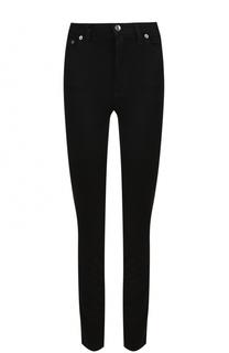 Однотонные джинсы-скинни Dolce & Gabbana