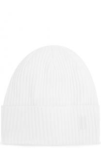 Хлопковая шапка фактурной вязки 11 by Boris Bidjan Saberi