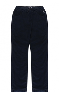 Хлопковые брюки с эластичным поясом на кулиске Il Gufo