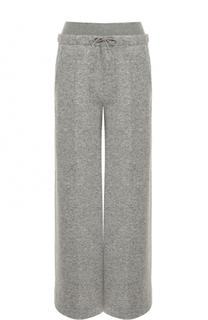 Расклешенные кашемировые брюки Loro Piana