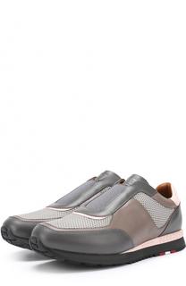 Комбинированные кроссовки Asala без шнуровки Bally