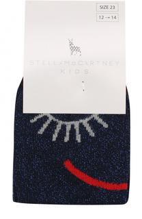 Носки с принтом Stella McCartney